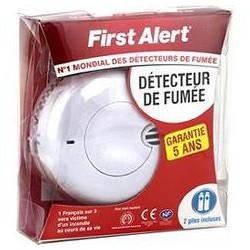 FirSaint Alert.Detec.Fumee.5Ans
