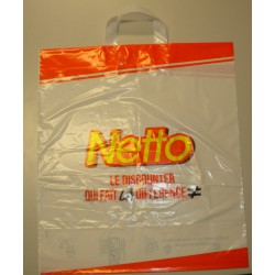 Sac Soupl Netto Discounter Bl
