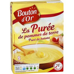 Bouton D Or Puree 125G