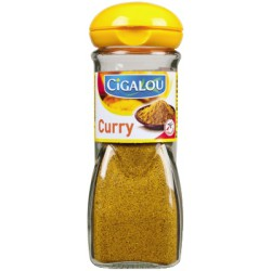 Cigalou Curry 35G Pot Verre