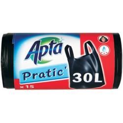 Apta Sac Poub Poignees 15X30L