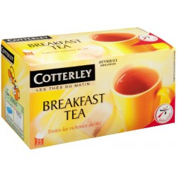 Cotterley The Breakfast25S 50G
