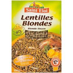 Saint Eloi Lentilles Blondes 500G
