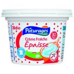 Pat Creme Fraiche 30% 20Cl