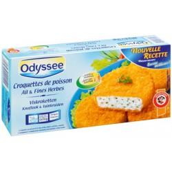 Odysse Croq Ail Fines H 6X50G