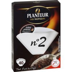 Planteur Filtres N2 X40