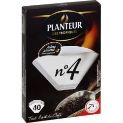 Planteur Filtres N4 X40