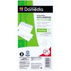 Domedia 50Env.Recyc 110X220