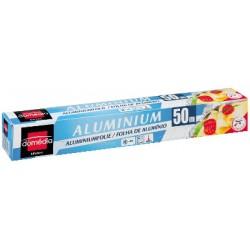 Domedia Papier Aluminium 50M