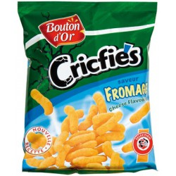 Bouton Or Cricfies Fromage 90G