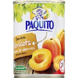 Paquito Abricots 1/2 235 G