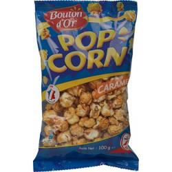 Bouton D Or Popcorn Caraml100G