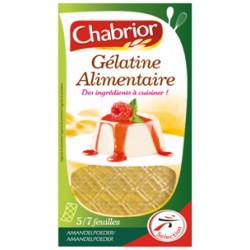 Chabr. Gelatine F.Aliment.6X2G