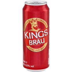 Kingsbrau Biere Boite 50 Cl