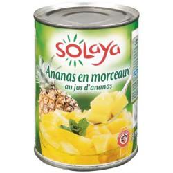 Paquito Ananas En Morceaux3/4