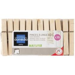Dom Pinces A Linge Bois X36