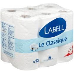 Labell Ph 12 Rouleaux Blc 2P Colis