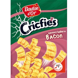 Bouton D Or Cricfies Bacon 60G