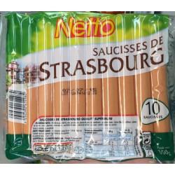 Netto Scsse Strasb. X10 350G