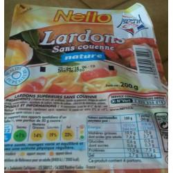 Netto Lardons Natures 200G