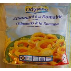 Odysse Beignet Calamar Rom500G