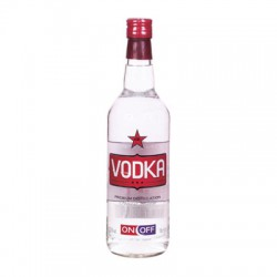 On Off Vodka 37.5D 70Cl