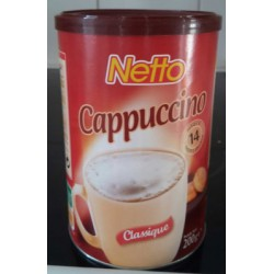 Netto Cappuccino Nature 200G