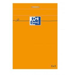 Oxford Bloc Ag 74X105 160P 5X5