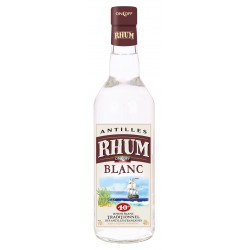 On Off Rhum Blc Trad.40D 70Cl