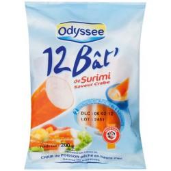 Odyssee 12 Bat Sav Crabe 200Gr