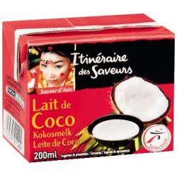 Ids Lait De Coco 200Ml