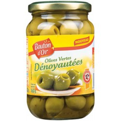 Bouton Dor Oliv.Vert.Denoy160G