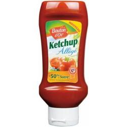 Boutondor Ketchup Allege 530G