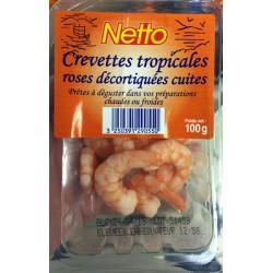Netto Crevettes Roses 100G