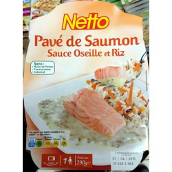 Netto Saumon A L Oseille 290G