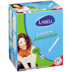 Labell Tampon Appli.Super X24
