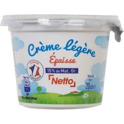 Netto Creme Fraiche 15% 20Cl