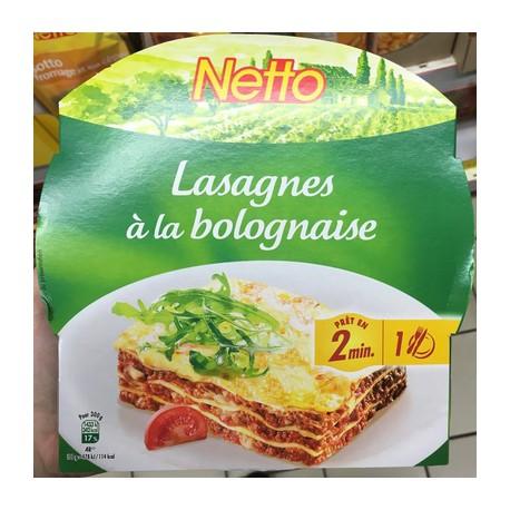 Netto Lasagne Bolognaise 300G