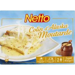 Netto Colin Alaska Moutarde450