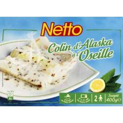 Netto Colin Alaska Oseille400