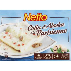 Netto Colin Alaska Parisien450