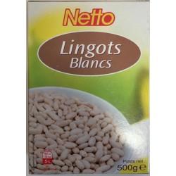 Netto Lingots Blancs 500G