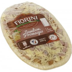 Fior Pizza Jambon Fromage 200G
