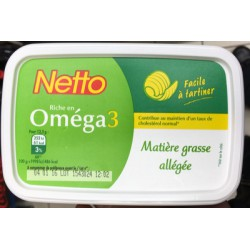 Netto Mat.Gras Omega 3 Bq 500G