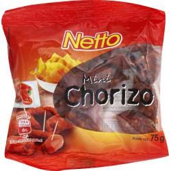 Netto Mini Chorizo 75G