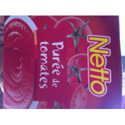 Netto Puree Tomate Brick 500G