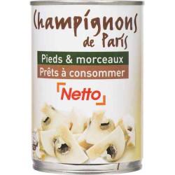 Netto Champignons P&M 230 G