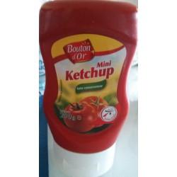 Bouton Dor Mini Ketchup 290G
