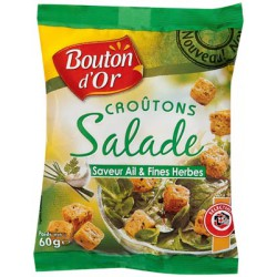 Bouton Or Crout.Ail&F.Herbe60G