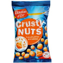 Bo Crusty Nut Cch Salees 125G